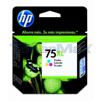 HP NO 75XL INK TRI-COLOR
